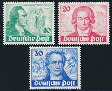 BERLIN 1949, MiNr. 61-63, postfrisch, gepr. Schlegel, Mi. 320,-