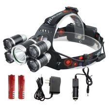 Lights & Lighting The Cheapest Price Probe Shiny 3000lm T6 Cob Led Zoom Rechargeable Headlamp Headlight Flashlight Headlamp Camping Fishing Cap Light Portable Portable Lighting