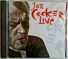 JOE COCKER - CD - Live - BRAND NEW