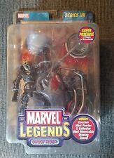 Vintage Marvel Legends Ghost Rider series 7 new in package 2004 toy biz figure