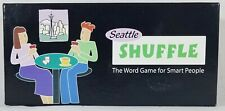 Seattle Shuffle Card Game. Sealed Cards Made in the USA. Rare!