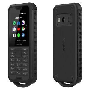 Nokia 800 Tough 4G Dual SIM Rugged Cell Phone 2100mAh KAI OS Wi-Fi Outdoor IP68