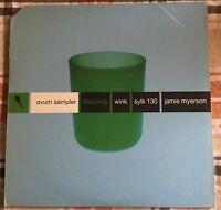"Ovum Sampler -  7 Track 2x 12"" Vinyl (1997 Ovum / Ruffhouse / Columbia)"