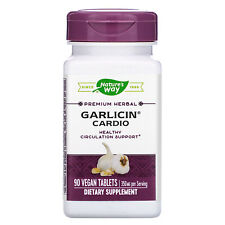 Garlic Extract with MAX Allicin Potential 90 Tablets | Blood Pressure Support