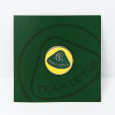 PIN BADGE Classic Metal 2cms Round Lapel Button Formula One 1 Team Lotus F1 NEW!