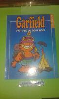 GARFIELD FAIT LUZ TODOS MADERA / BD / TOMO 16 /DARGAUD / LIBRO / JIM DAVIS
