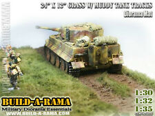 Diorama Mat Muddy Road for King Country First Legion k&C Conte 1:32 B225 g
