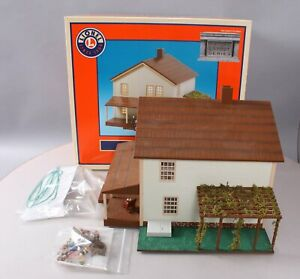 Lionel 6-24140 Animated Bowdish Homestead EX/Box