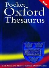 Pocket Oxford Thesaurus,Lucy Hollingworth
