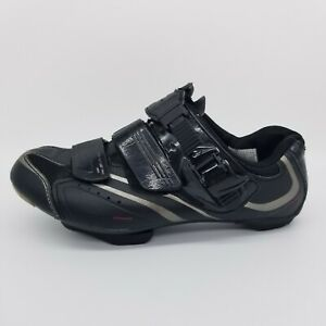 Shimano SH-WR42L Black Silver Road Cycling Shoe SPD-SL Size 37 EU