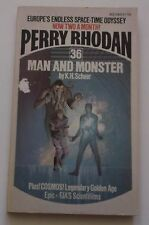 #36 Perry Rhodan MAN AND MONSTER science fiction paperback ACE 66019