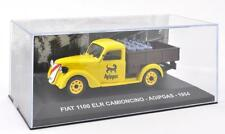 "Die Cast "" Fiat Elr Pickup Truck - Agipgas - 1954 "" Vehicles Ads 1/43"