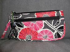 Vera Bradley Cheery Blossoms Wristlet--new with tags! #14558-170