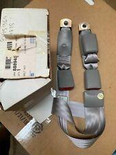 Genuine GM Center Seat Belt 88951569