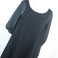 New Look Black Womens Top Size 14