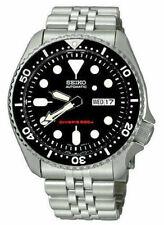 Seiko Prospex Men's Black Watch - SKX007K2