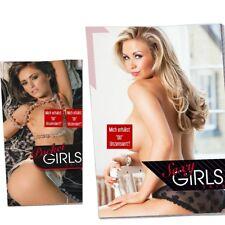 Erotik Kalender 2018 Sexy Girls & Taschenkalender Pocket Kalender nackte Frauen