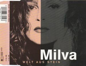 Milva - Welt Aus Stein (3 Track Maxi CD)