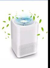 Air Purifier True Hepa Filter Air Cleanser Home Pet Odor Smoke Dust Remover