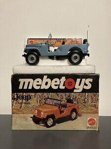 Mebetoys 1/24 1/25 Jeep La Fuoristrada Mattel