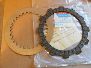 NOS OEM Clutch Plate Kit Yamaha 1973 1974 TX750, 1974 TX650, 1975 - 1983 XS650