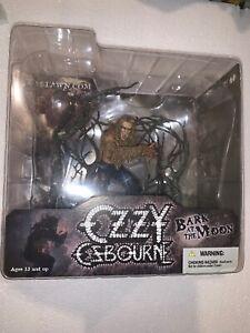 "Ozzy Osbourne Bark at the Moon 6"" Action Figure McFarlane Toys 2004 SPAWN"