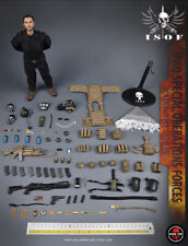 """Soldier Story 1/6 Scale 12"""" Iraq Special Operations Force ISOF Action Figure 105"""