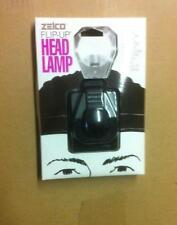 Zelco 10901 Flip Up Head Lamp Krypton Bulb hands free light NIB