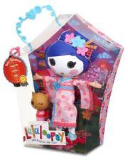 """Lalaloopsy Yuki Kimono & Mascota Gato Muñeca Grande 13"""" - Nuevo en Caja Gran Regalo"""