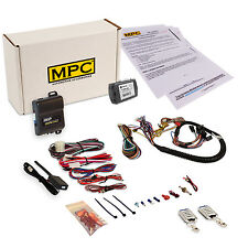 Long Range Remote Start - Chevy Malibu, Orlando, Sonic, Trax 2012+ EZ Install