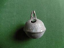 GRELOT ANCIEN en CUIVRE ♪♫ Chasse Chien Animaux Clochette ♪♫ D.3,9cm vénerie
