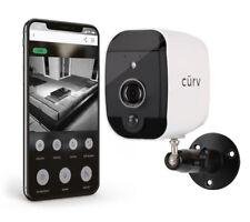 1080P WIFI IP Camera WHITE Wireless Outdoor CCTV HD Home Security IR Smart Cam
