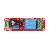 NE555 DC 12V Delay Relay Shield On/off  Timer Switch Adjustable Module EJKZ5