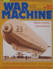 War Machine magazine Issue 91 Airships of World War I, Zeppelin