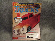 50 Custom Classic Trucks Magazine Oct 2002 Vol 9 No. 5 State Legal EFI Hopups