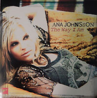 Ana Johnsson - The Way I Am (CD, 2004, Sony/Epic Made in Austria) Nr MINT 10/10