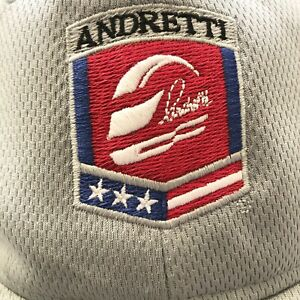 Marco Andretti Racing Hat Cap Firestone Snapple Adjustable Indy 500 Indy Car
