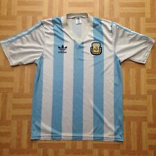 ARGENTINA WORLD CUP ITALIA 90 football shirt 1990/91 Medium adulto MARADONA
