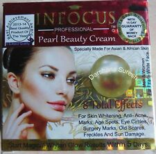 Infocus Professional Pearl Beauty Cream Whitening Cream