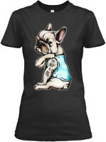 Frenchie Im Not A Pug French Bulldog Sh - I'm Gildan Women's Tee T-Shirt