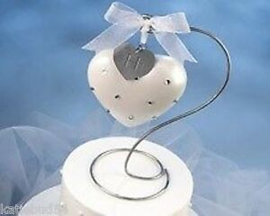 Wilton Rhinestone Ornament Wedding Cake Topper 120-204