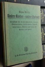 1900-1949 Antiquarische Bücher aus Europa und Pädagogik für Studium & Wissen