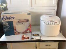 Oster Expressbake BreadMaker Machine - Model 5838  Homemade bread in 1 hour EUC