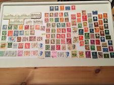 Stamps Lot # 9 Finland/Netherlands/Denmark/Norway/Sweden/Belgium/Switzerland