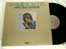 JIMMY ROWLES Paws That Refresh Buster Williams Billy Hart LP Jimmie