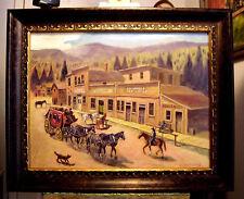 SAINT ELMO, Colorado  by Richard R. Nervig