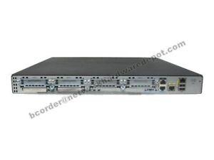 Cisco 2901-SEC/K9 Cisco Security Bundle Router CISCO2901-SEC/K9 1 Year Warranty