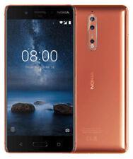 Nokia 8 - 64GB - Copper Smartphone