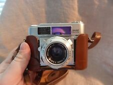 Vintage Braun Paxette 35mm Camera with Case