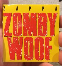 Frank Zappa - Zomby Woof Mini Cd
